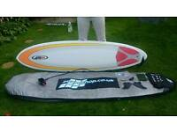 "Surfboard 6'8"" NSP 05Fun"