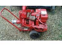 Godwin diesel engine