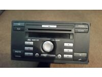 Ford car stereo 6000cd