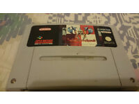 snes pal game cart weaponlord