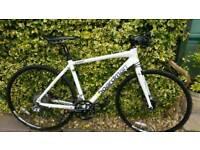 Men's hybrid bike, Boardman comp