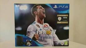 Ps4 Playstation 4 Slim with FIFA 18 500 GB