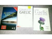 Gaelic learning resources
