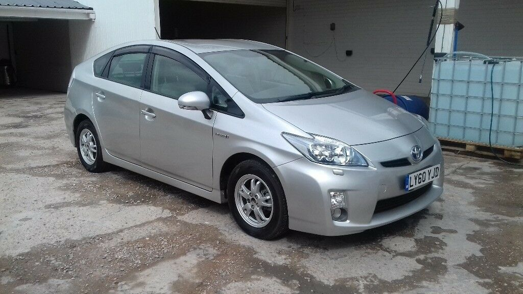 Toyota Hybrid 2017 Full History Clean Car Hpi Clear Only Done 28k On The Clock