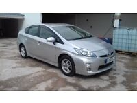 toyota hybrid 2011 full history clean car hpi clear .only done 28k on the clock