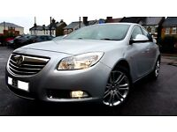 2010 VAUXHALL INSIGNA 2.0 CDTi EXCLUSIV,3 MONTH WARRANTY, PART EXCHANGE WELCOME