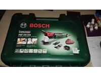Brand New Bosch,Cutting,Sanding and Scrapping tool set,