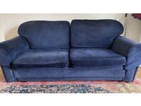 Dark Blue Sofa FREE