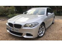2010 60 Bmw 525d M Sport Touring 8 Speed Auto Fully Loaded Immaculate Condition 2 Previous Owners