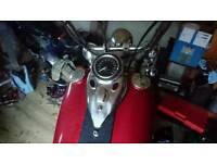Harley Davidson 883cc