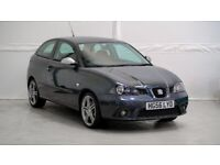Seat, IBIZA, FR, 1.8T Hatchback, 2006 only 12,500 miles