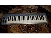 M-audio MIDI keyboard