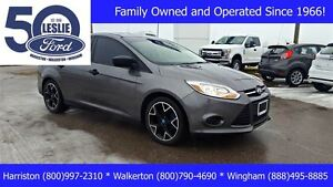 2014 Ford Focus S | One Owner | A/C