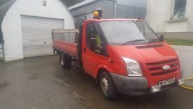 2008 ford transit dropside pickup