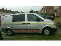 Mercedes van for sale
