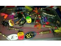 quality lures meps savage gear lures and rapala...you won't beat my price anywhere