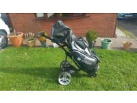 "ABSOLUTE BARGAIN, MOTOCADDY S3 PRO TROLLEY "" AS NEW """