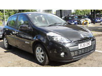 2012 61 RENAULT CLIO 1.5 EXPRESSION DCI 5d 88 BHP*FINANACE AVAILABLE*PART EX WELCOME*