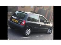 2004/04 RENAULT CLIO 1.2 EXTREME LOW MILES ONLY 64k LONG MOT