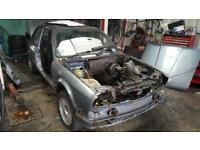 BMW E30 320I 2 DOOR COUPE BREAKING MOST PARTS AVAILABLE