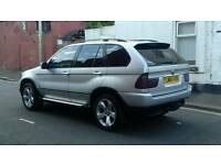 For sale BMW X5 SPORT PACK 54 PLATE FACELIFT 3.0i Px Available IN GOOD CONDITION! !!