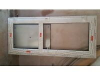 BRAND NEW TOP QUALITY KOMMERLING (GERMAN) UPVC DOOR AND FRAME (WHITE)~INC ALL GLASS/HANDLES+LOCKS .