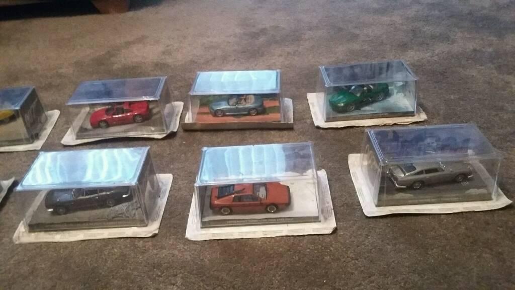 Oo7 cars