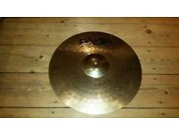 "Paiste 101 16"" crash cymbal for drum kit"