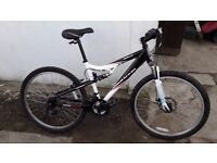**APOLLO FIRECRACKER**BICYCLE**BIKE**SHIMANO EQUIPPED**LIGHTWEIGHT**GOOD CONDITION**READY TO RIDE**
