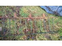various metal fencing