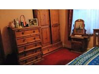 Large size cozy double room Available