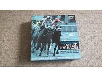 JOHN FRANCOMES DAY AT THE RACES DVD GAME