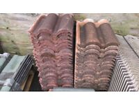 Marley bold roll roof tiles