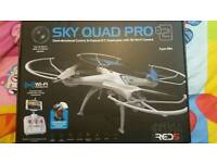 SKY QUAD PRO v2 Quadcopter with HD wi-fi camera