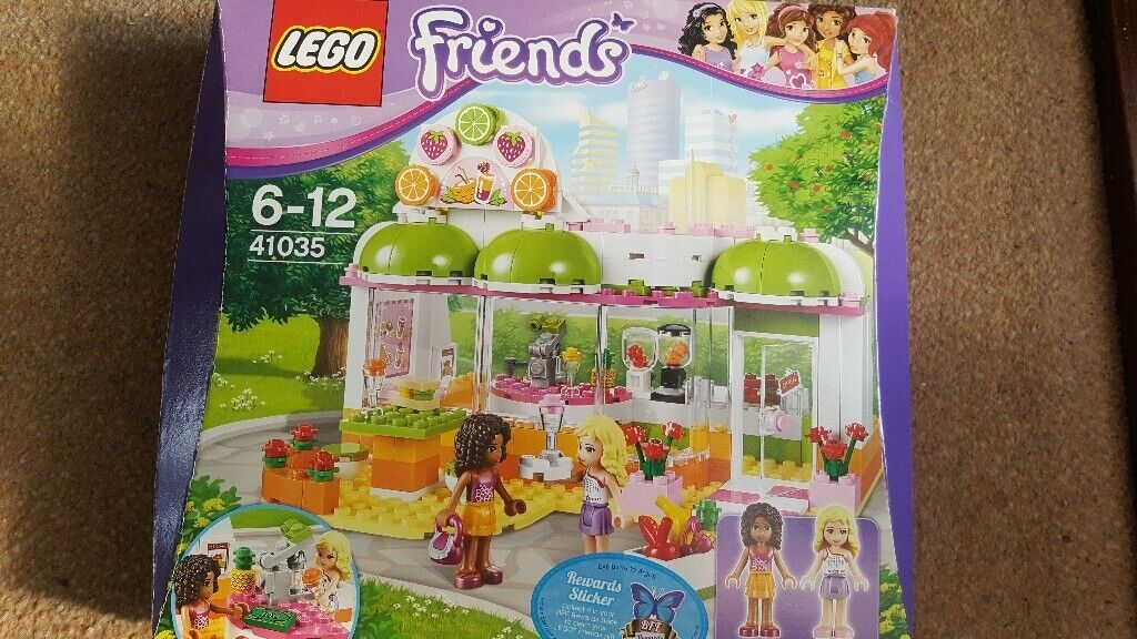 Lego Friends Heartlake Juice Bar In Needham Market Suffolk