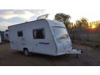 BAILEY RANGER 460/2-2 BERTH WITH AWNING & MOTOR MOVER 2007
