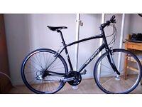 Specialized Sirrus Sport, Hybrid bike