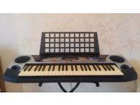 Yamaha PSR 160 Midi Keyboard and synth with AC