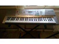 CASIO LK 300 TV ELECTRONIC KEYBOARD FOR SALE