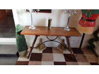 Barker and Stonehouse hall console table