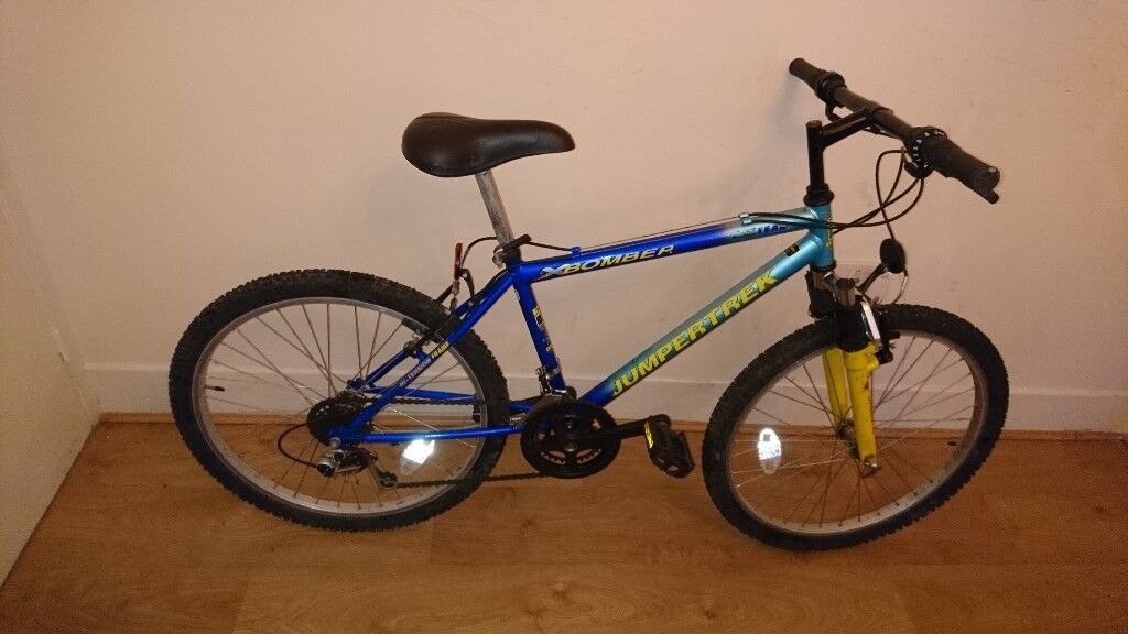 Boys Jumpertrek Xbomber Mountain Bike In Chatham Kent Gumtree