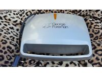 George Foreman Grill Used But Plenty Of Wear Left
