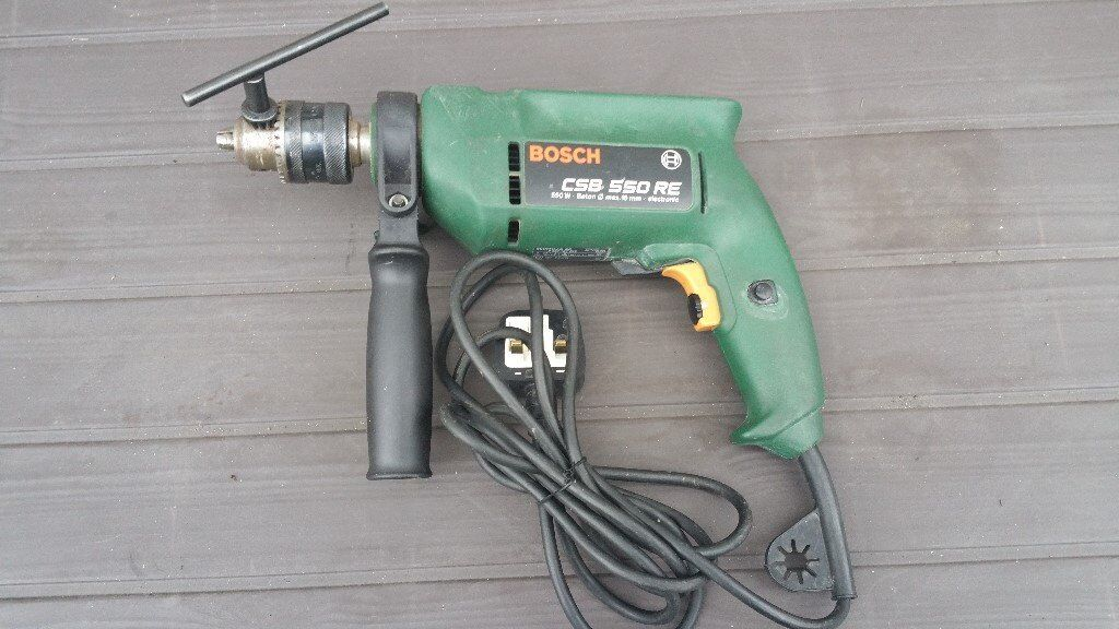 Bosch Csb 550 Re In Rudheath Cheshire Gumtree
