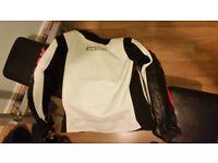 NEW Motorcycle jacket leather women's Sedici