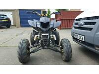 Road legal quad bashan 200cc