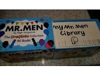 Mr men collection, 50 books