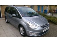 FORD GALAXY ZETEC 2013, POWERSHIFT 2L, M.O.T 2019, LOW MILEAGE, FULL SERVICE HISTORY