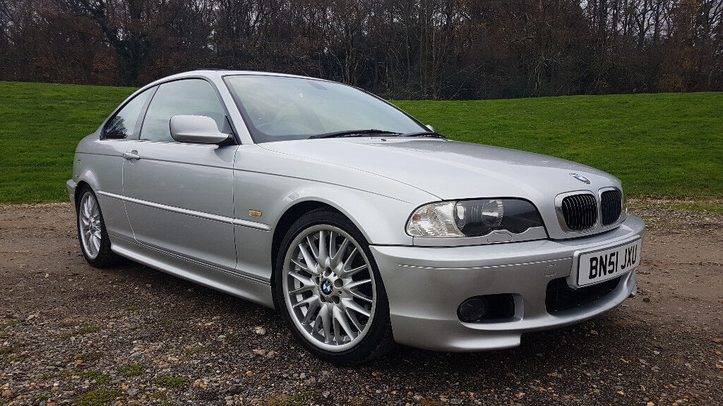 2001 BMW E46 330Ci Sport Manual Optional Extras Sunroof 3 Series Coupe