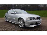 2001 BMW E46 330Ci Sport, Manual, Optional Extras, Sunroof, 3 Series Coupe