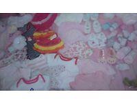 baby girls summer bundle 3-6 months